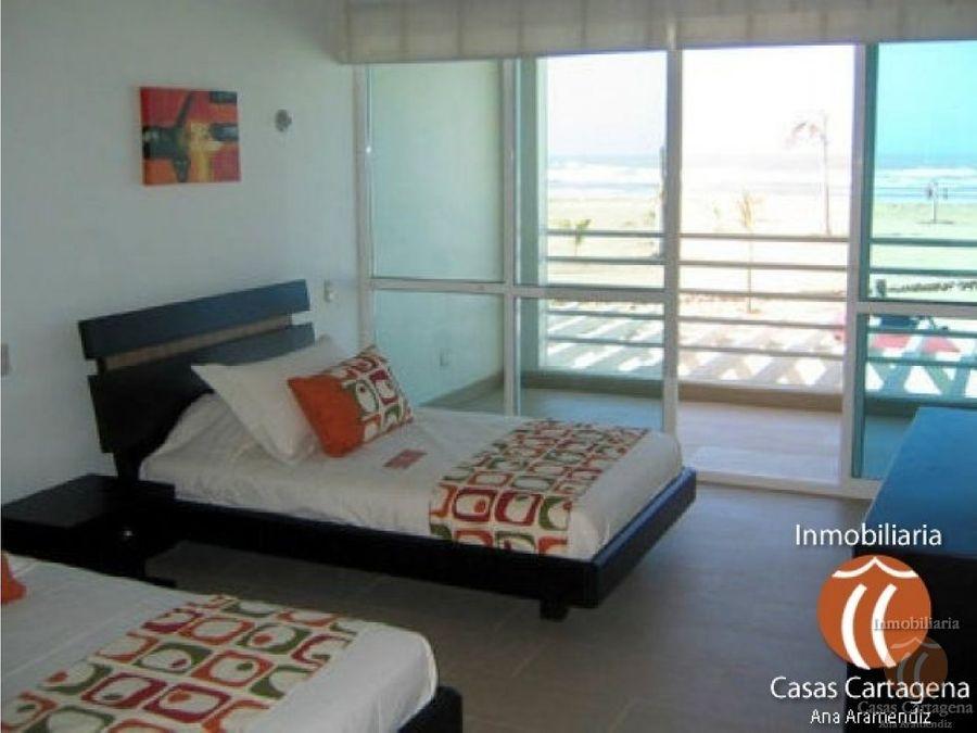 oportunidad venta de casa salida al mar cartagena