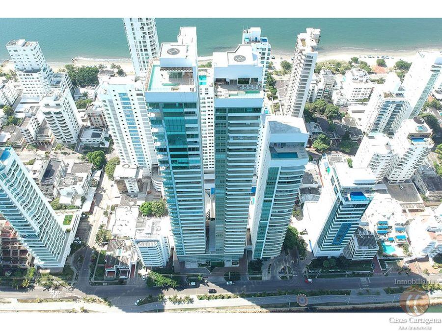 venta apartamento frente a la bahia ravello piso 11
