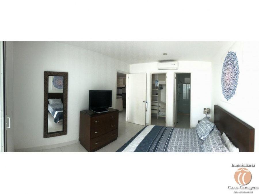 venta apartamento de 1 habitaciones morros 3 cartagena