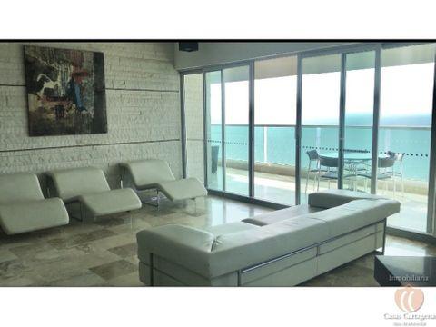 venta penthouse piscina privada bocagrande