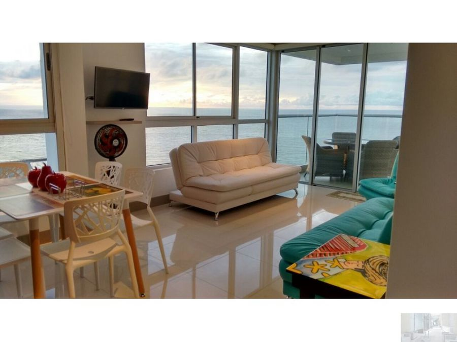 apartamento con vista al mar palmetto beach 2305