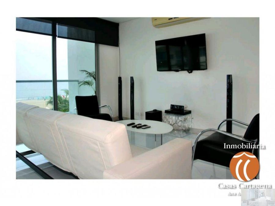 venta apartamento 302 frente al mar morros vitri