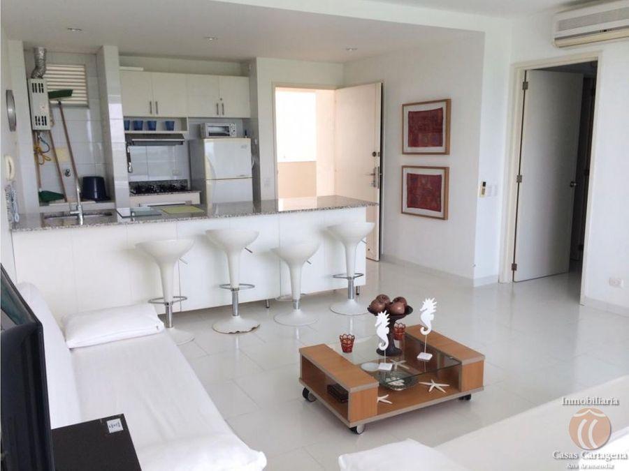 4p venta morros 3 apartamento 1 alcoba cartagena