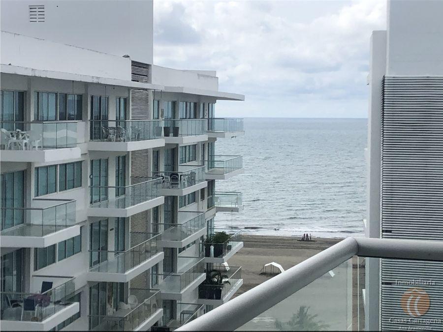 810 apartamento 1 alcoba morros vitri cartagena