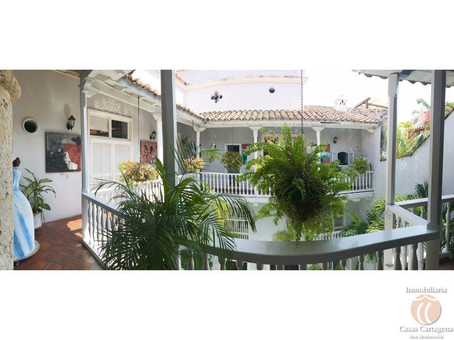 casa m centro historico 8 alcoba cartagena