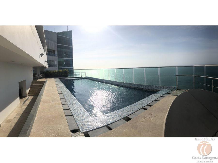 venta penthouse piscina