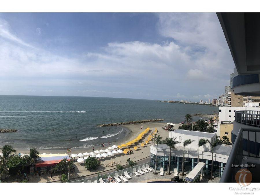 palmetto venta 2 habitaciones vista al mar cartag
