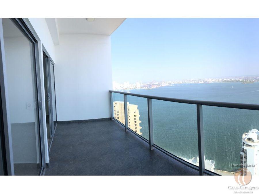 3107 inf apartamento nuevo 1 alcoba cartagena