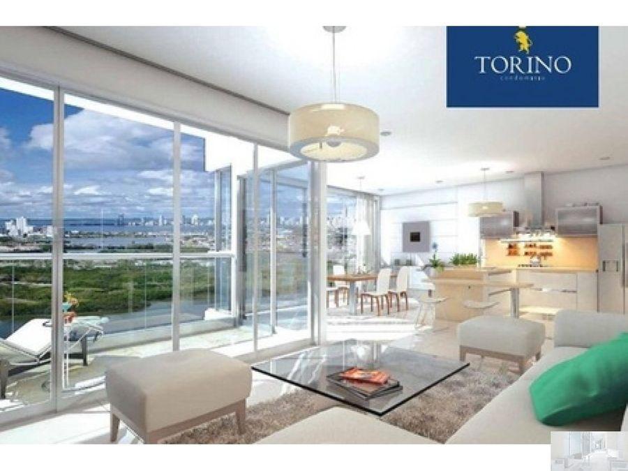 venta de apartamento 1505 en edificio torino