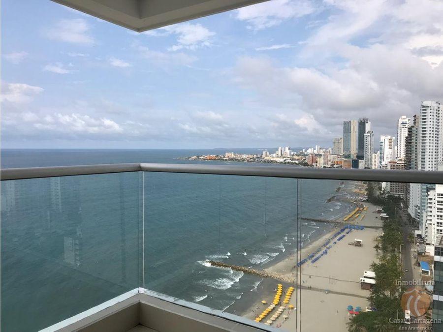 venta apartamento 3 alcobas palmetto beach vista