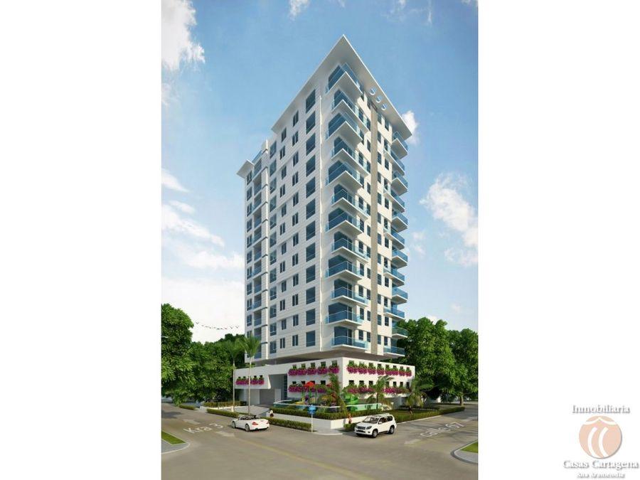 apartamento nuevo edificio mares crespo