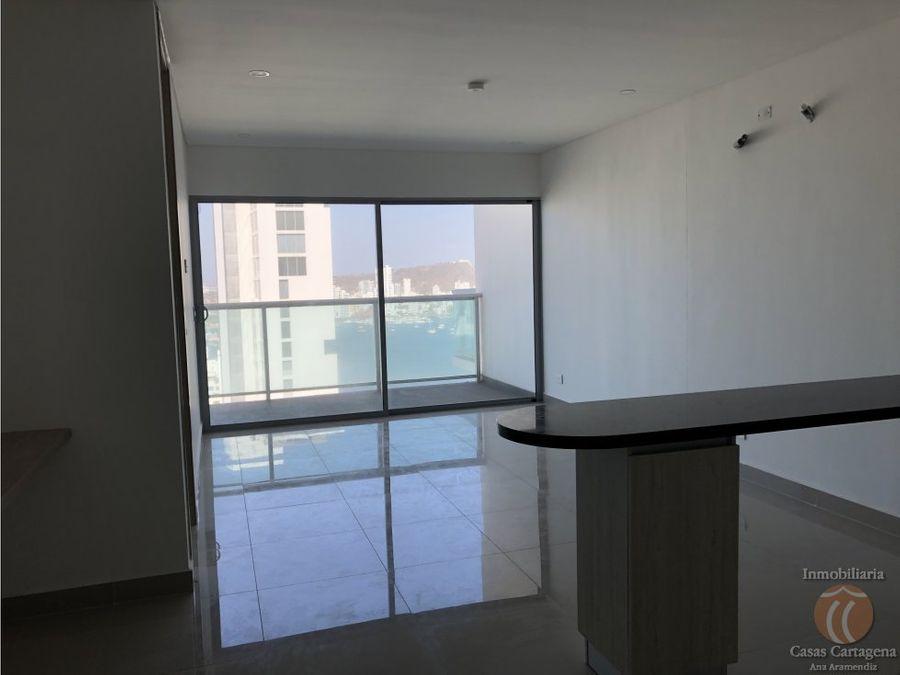 3105 inf venta apartamento 1 alcoba bocagrande