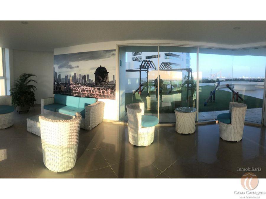 apartamento bocagrande vista al mar 27 horizonte