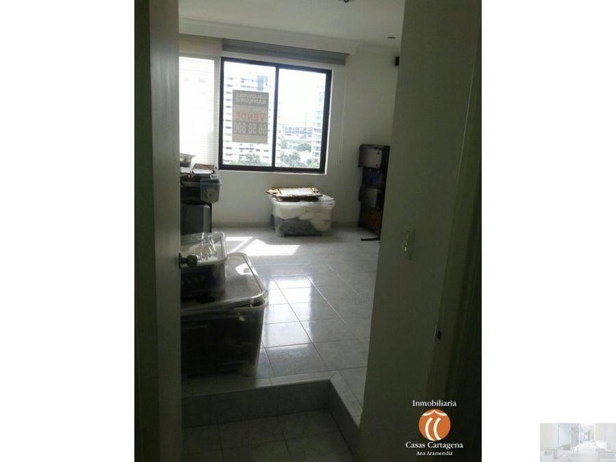 se vende apartamento piso 9 en edificio valparaiso