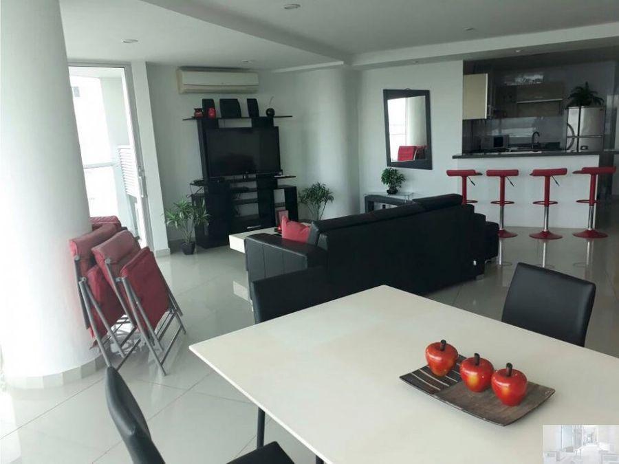 arriendo apartamento edificio portovento piso 13