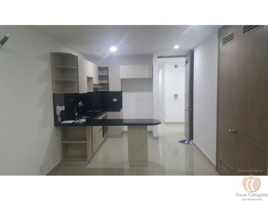 venta apartamento 1 alc ed infinitum cartagena nuevo vista