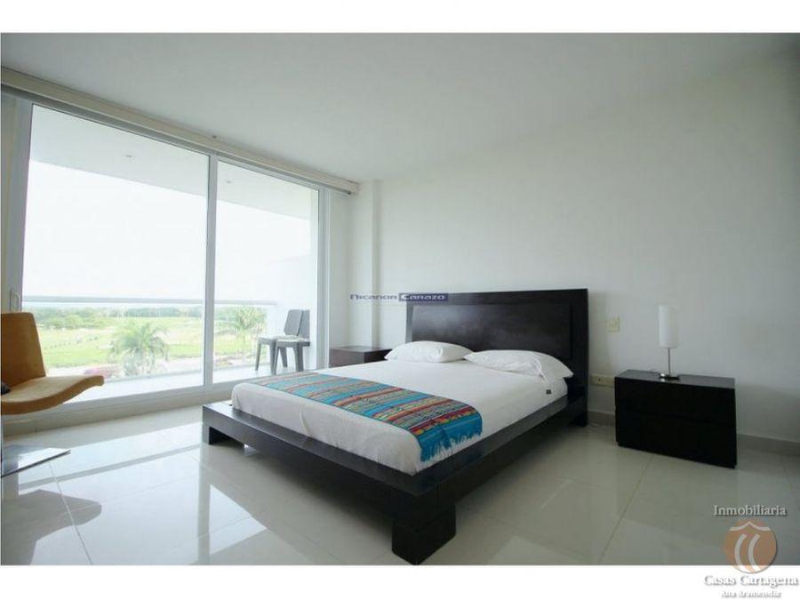 apartamento venta karibana beach golf cartagena