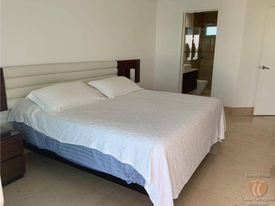 venta apartamento zona morros tipo penthouse atabeira cartagena