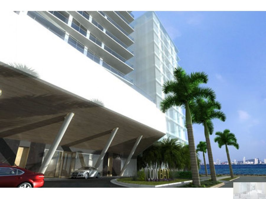 701 venta apartamento edificio icon bay