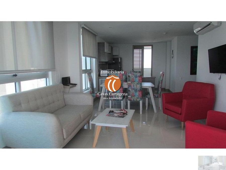 apartamento palmetto beach vacacional piso 22