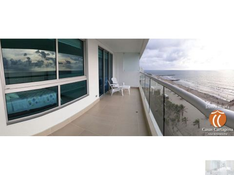 apartamento amoblado por dia palmeto beach 1103