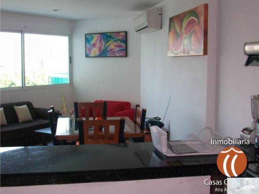 apartamento 1 alcoba amoblado laguito