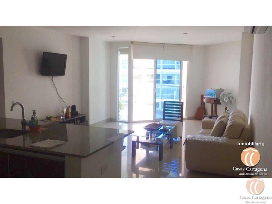 apartamento de 2 alcobas en zona norte cartagena