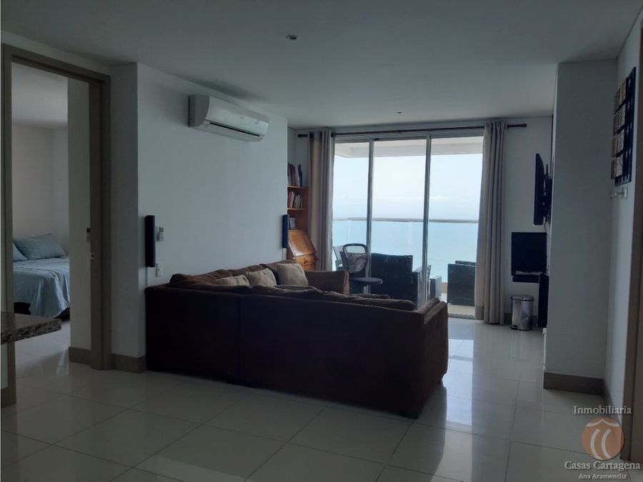 venta 2 alcobas palmetto beach vista mar 24