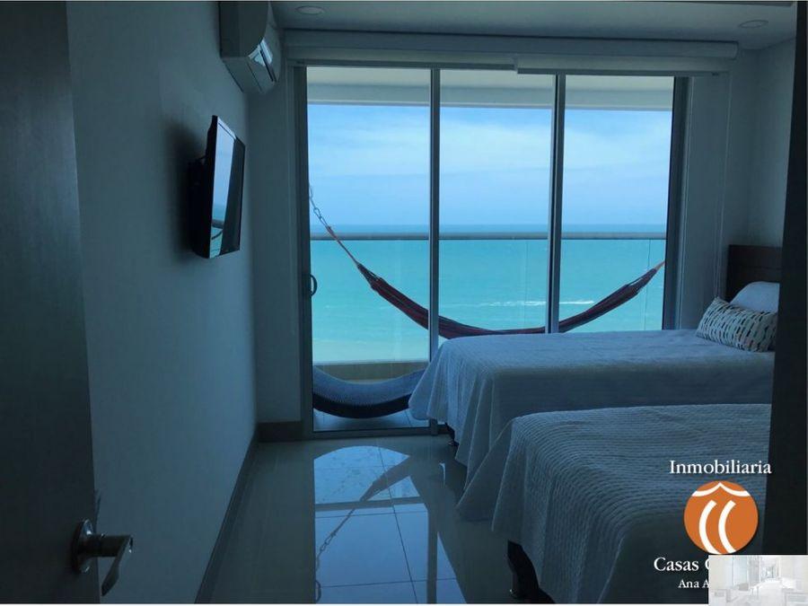 alquiler por dia penthouse palmetto beach piso 9