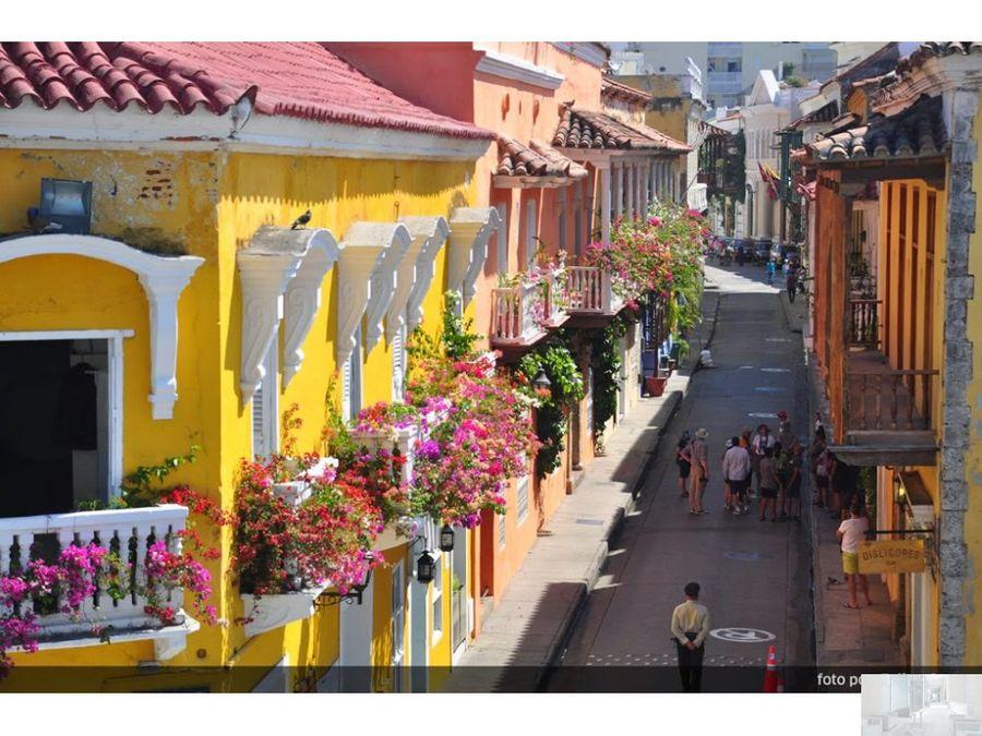 venta de casas en centro historico cartagena