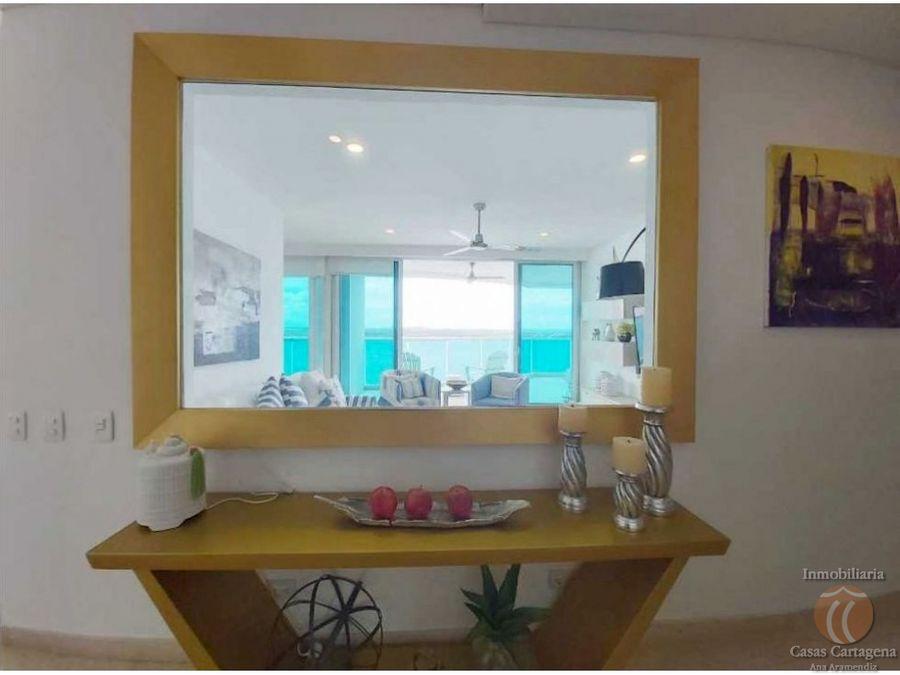 venta apartamento frente a la playa castillogrande pv