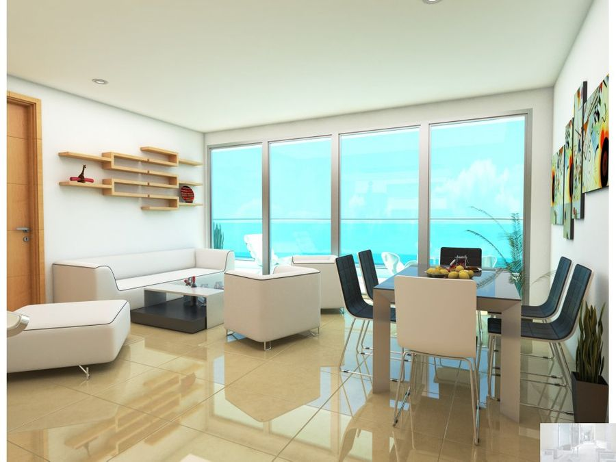 venta de apartamento nuevo palmetto sunset piso 35