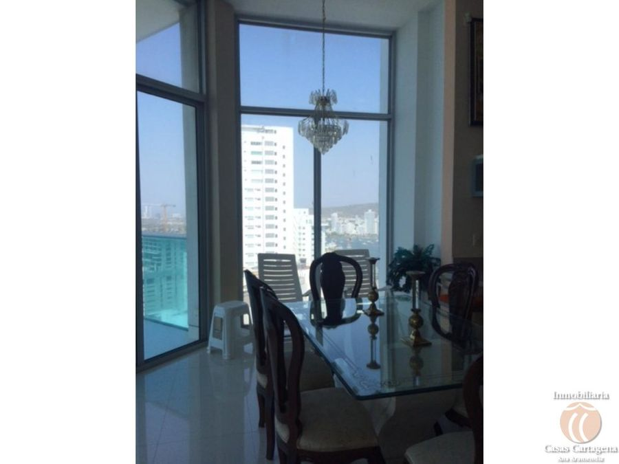 venta penthouse frente al mar cartagena tm