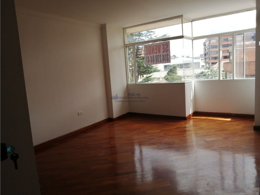 apartamento en venta en chapinero