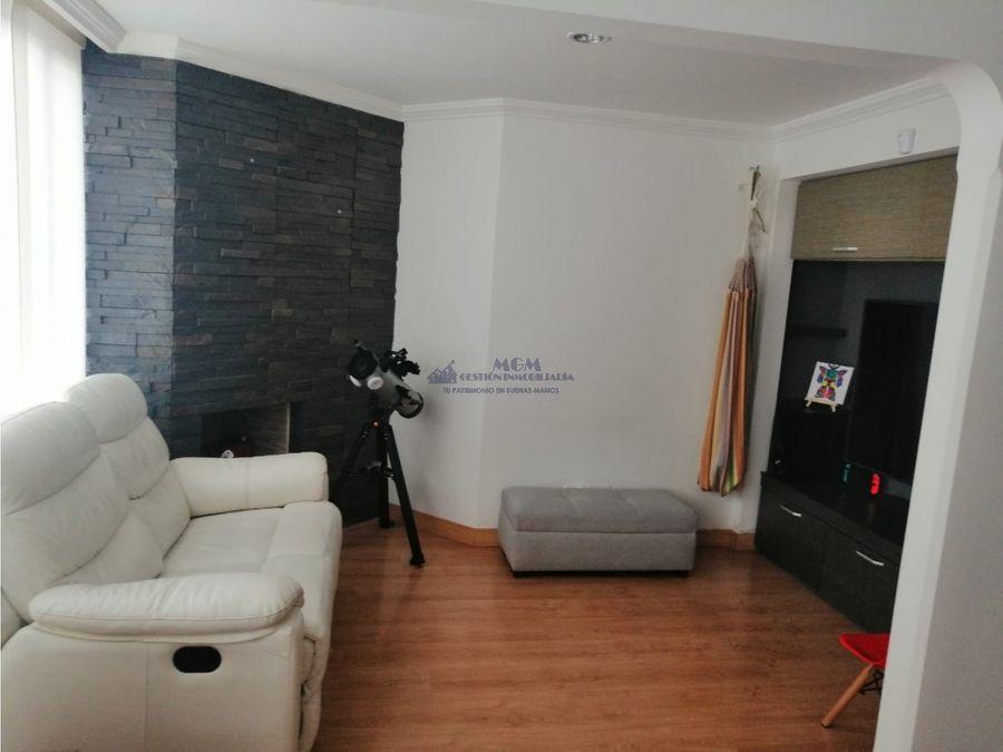 apartamento en venta en cedritos