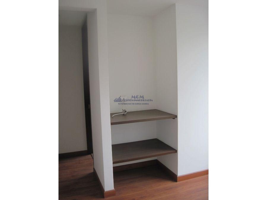 apartamento en venta en santa teresa usaquen