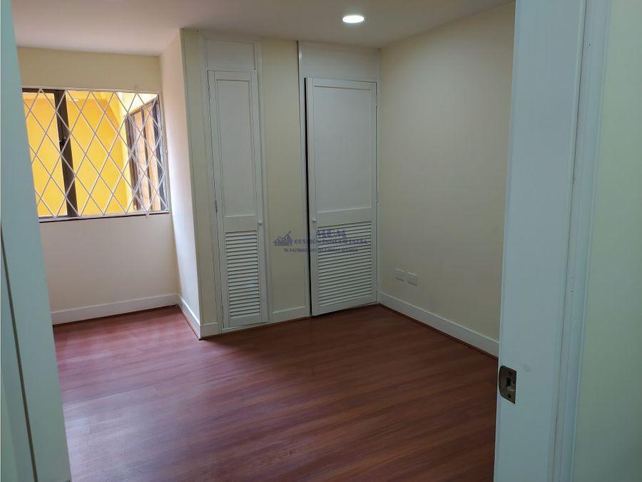 apartamento excelente bella suiza