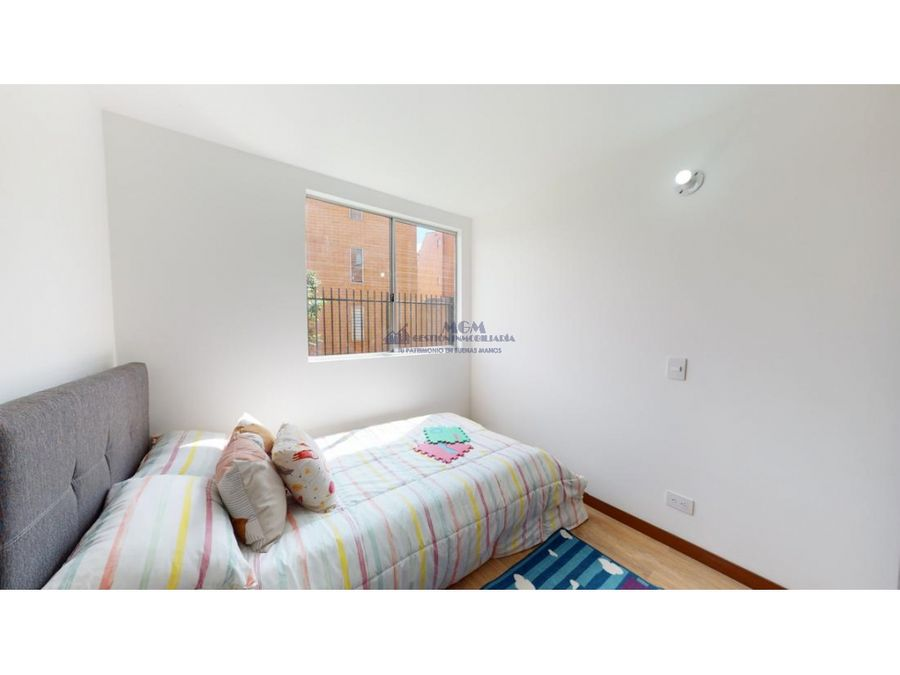 apartamento en venta en mosquera