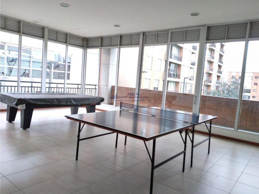 apartamento en venta en la colina club