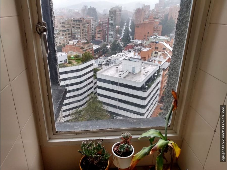 apartamento amoblado en arriendo en rosales