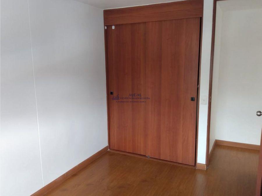 apartamento en arriendo en cantalejo