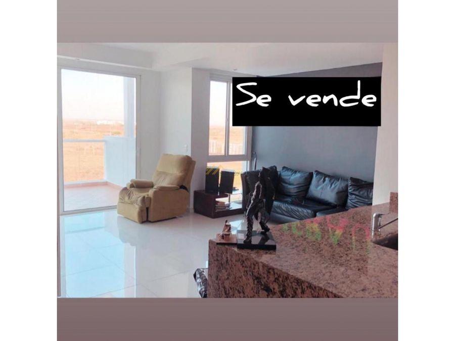 en venta apartamento en barcelona de indias