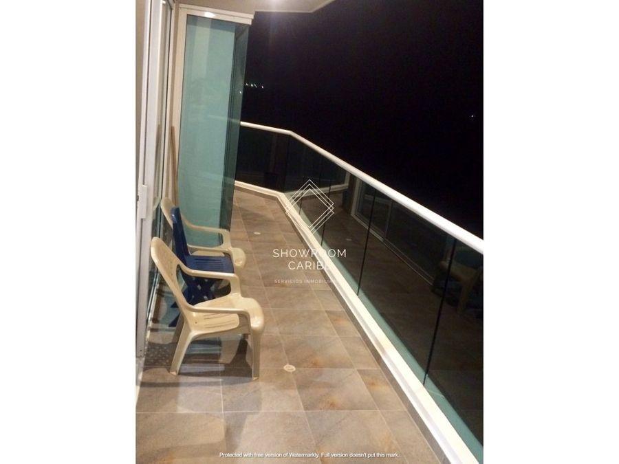 apartamento en venta cielo mar edificio aquanova