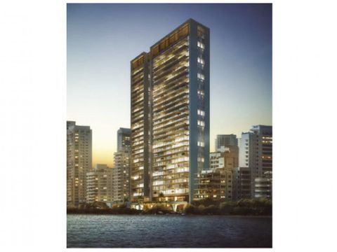 proyecto monarca luxury tower cartagena