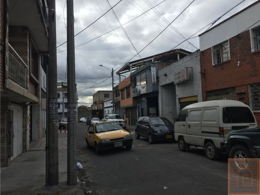 se vende casa barrio la gran colombia