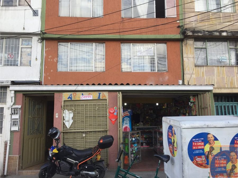 se vende casa 4 piso bonanza bogota cundinamarca