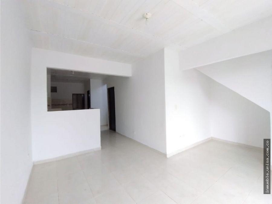 alquiler apartamento 3er piso barrio morichal de comfandi