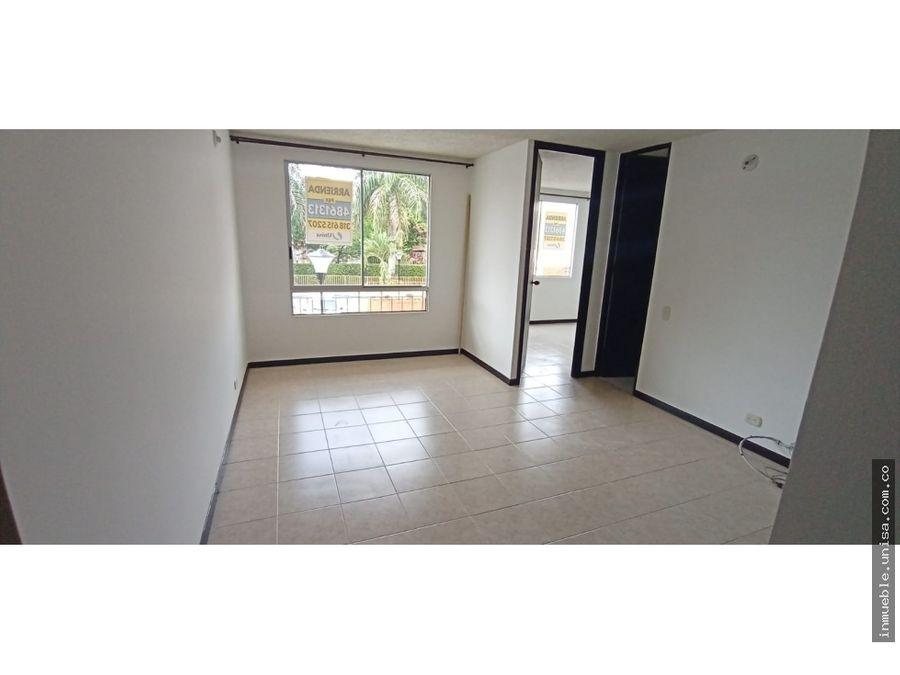 alquiler apartamento 2do piso conjunto corales del lili