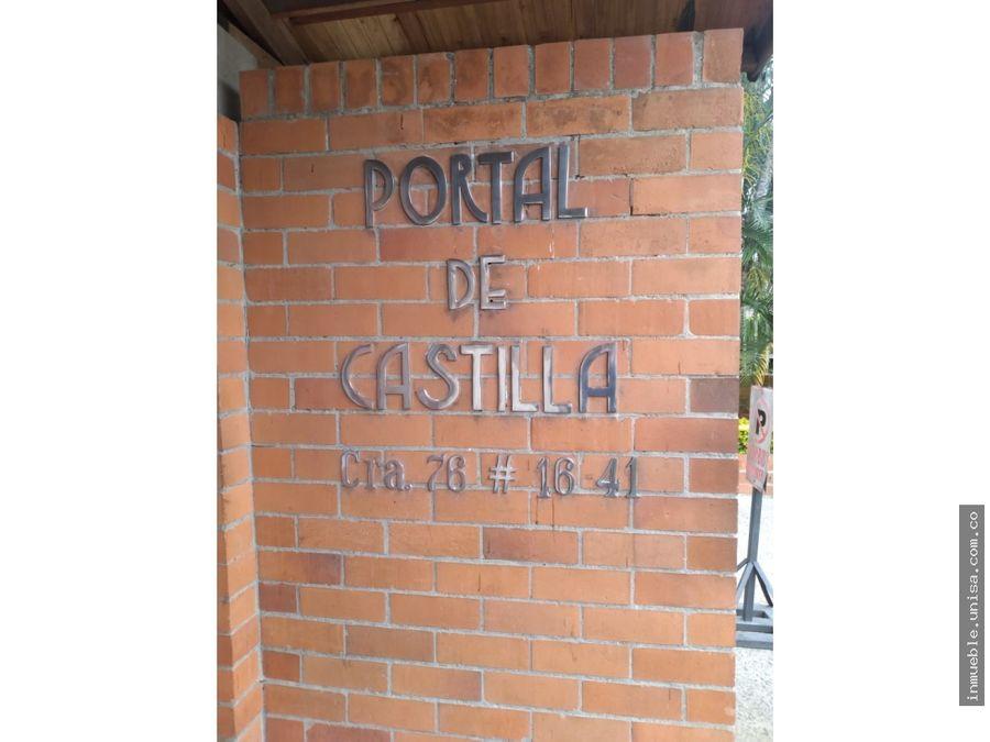 alquiler de apto en conjunto portal de castilla