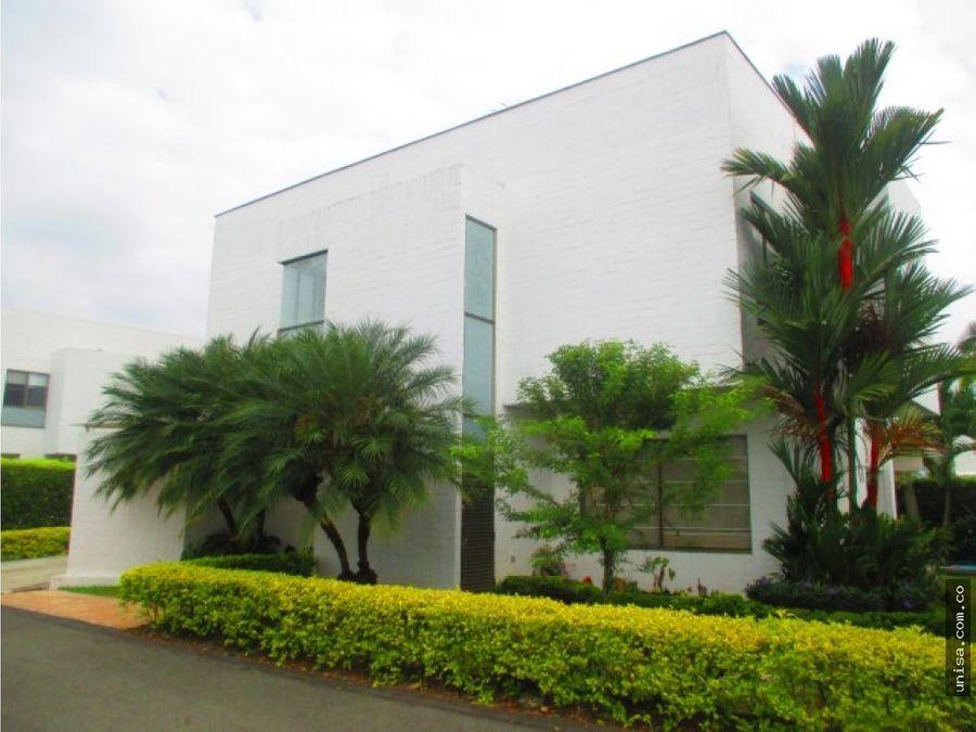espectacular casa para la venta en la morada jamundi 8885